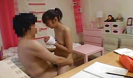 दो प्यारा बच्चा के साथ त्रिगुट सेक्सी बफ हड मूवी